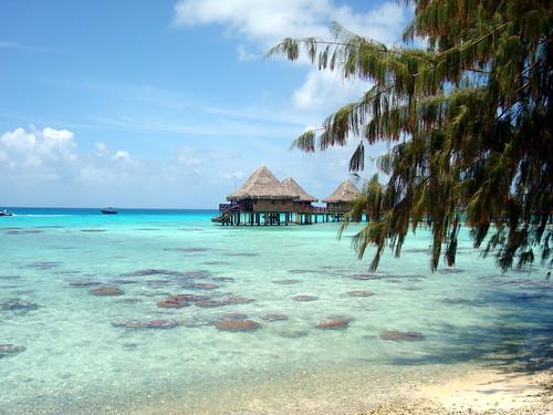 Rangiroa Airport Airport French Polynesia