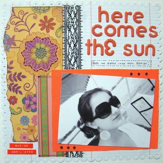 here comes the sun revista