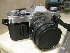 Canon AE-1 Program by Mr.FoxTalbot