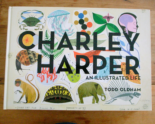 Book: Charley Harper, An illustrated life