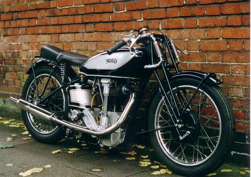 Norton International (Model 30) 1934