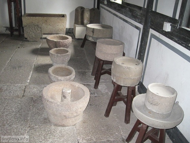 安昌古镇 石雕馆 (6)