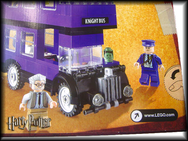 Review 4866 The Knight Bus Lego Licensed Eurobricks Forums