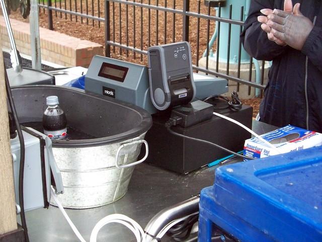 Cedar Point - New micros Point of Sale Systems