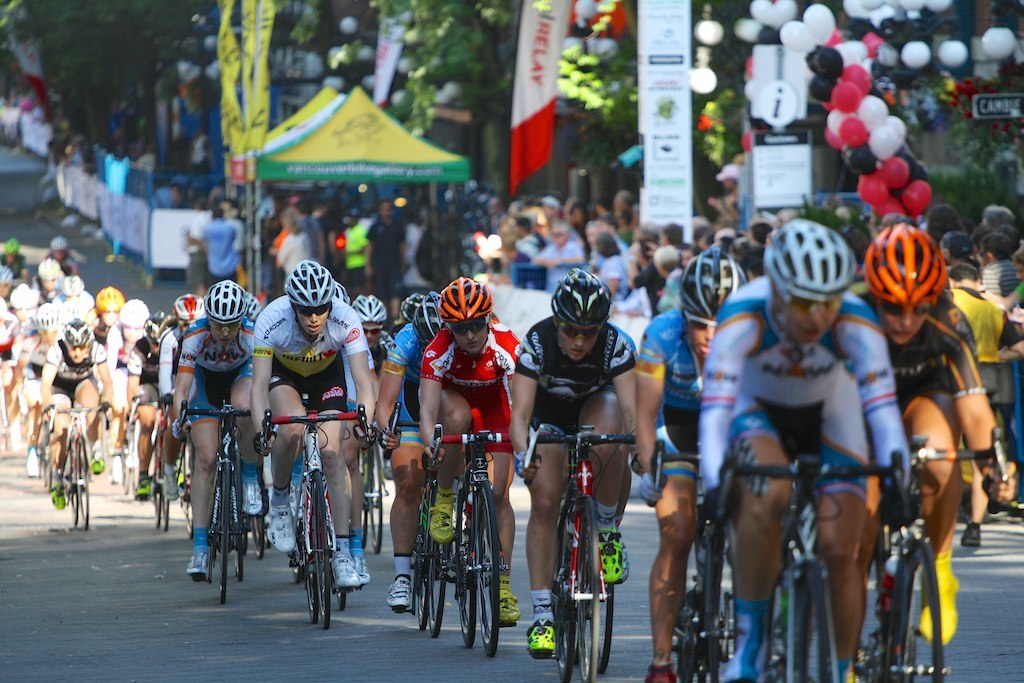 IMG_1465 Vancouver Women's Bicycle Race. summer, canada, tourism, vancouver, bc, competition, event, annual, gastown, bicyclerace. buy photo
