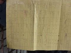 Class schedule, Saraswati School, Janakpur
