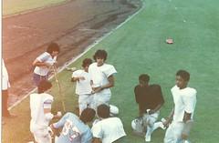 Football Practice Sept 1982