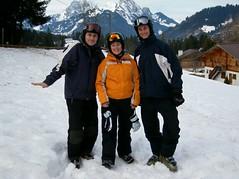 Schneesportleiter-Team