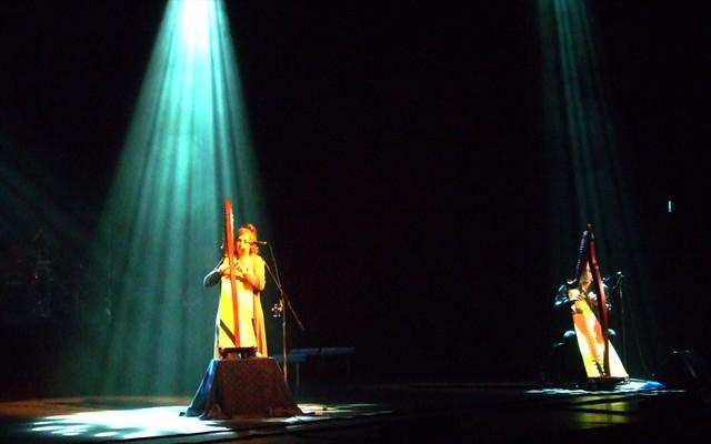 Moya Brennan in concert (Vredenburg, Utrecht)