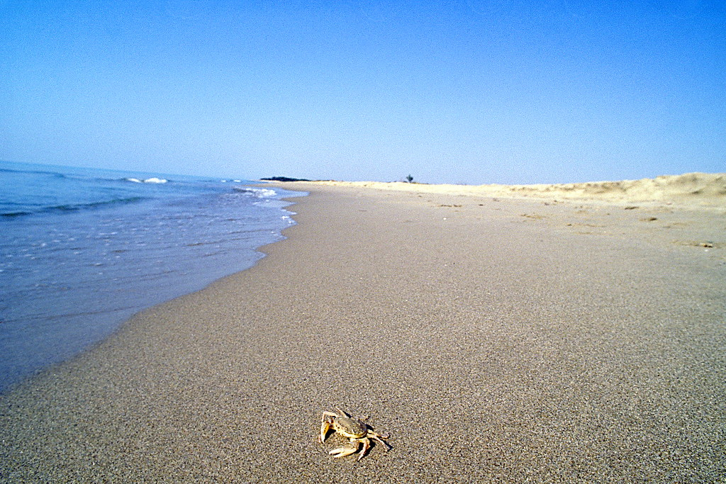 Spiaggia jonica