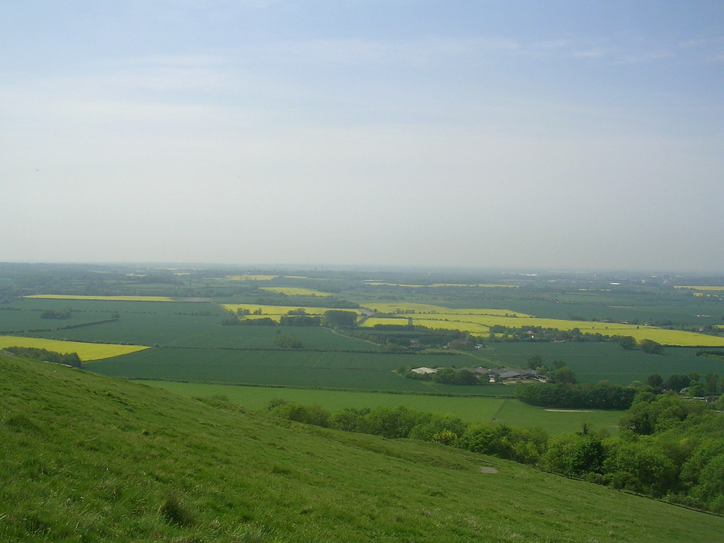View over Wye Wye Circular