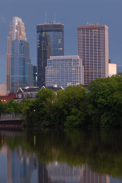 Minneapolis by CC user cedwardmoran on Flickr