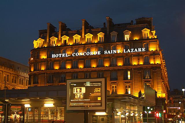Hotel Concorde Paris France