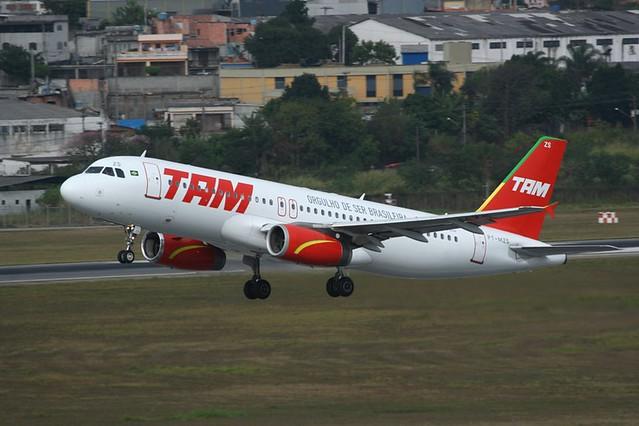 TAM 320-200 PT-MZS(cn251)