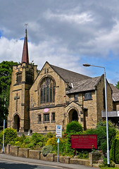 Central Methodist Church, Brighouse