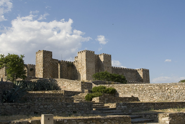 Castillo de Trujillo  Flickr - Photo Sharing!