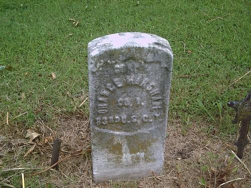 hobby civilwarveteran elmwoodcemetery coffeyvillekansas tombstonephoto kansasvirtualcivilwarveterancemetery