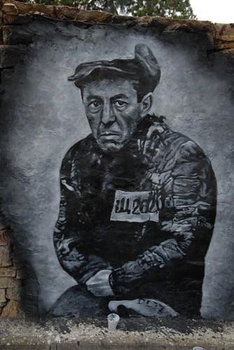 Aleksandr Isayevich Solzhenitsyn, painted portrait DDC_7681.JPG