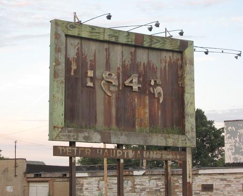 IL-East St Louis - 1843 billboard