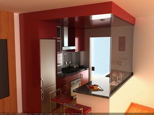 Mueble de cocina americana sodimac ideas for Muebles usados coruna
