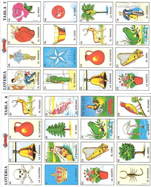 10 printable loteria cards get home inteiror house design