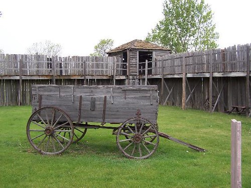 Image result for Wagon Fort