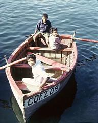 Three boys from Houtbaai