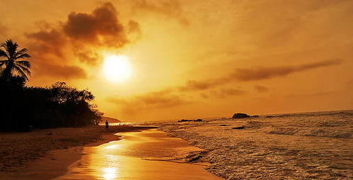 ocean sunset sun praia beach beautiful clouds waves venezuela playa shore soe barany abigfave platinumphoto theunforgettablepictures damniwishidtakenthat edgarbarany