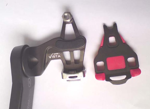 Vista Pedal with clip