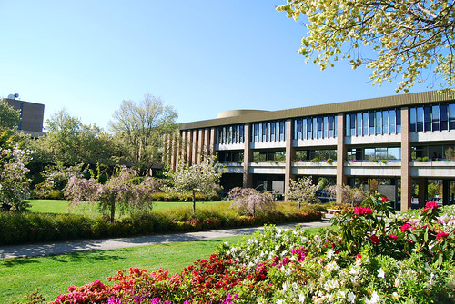 David Myers Building, La Trobe University