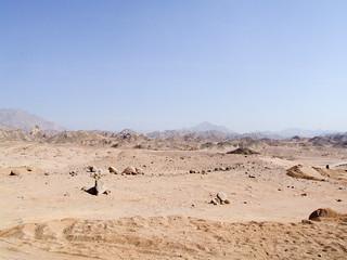 Sinaï desert