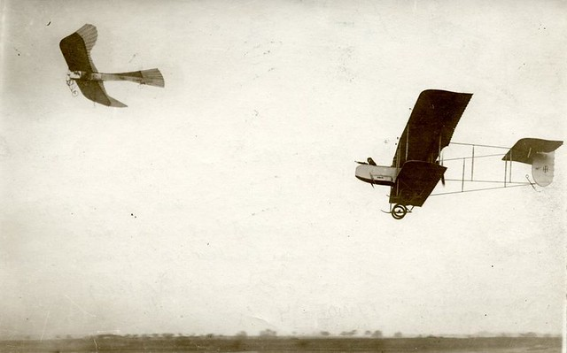 Eerste Wereldoorlog, luchtoorlog