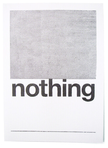 Better than nothing - Poster by midwich