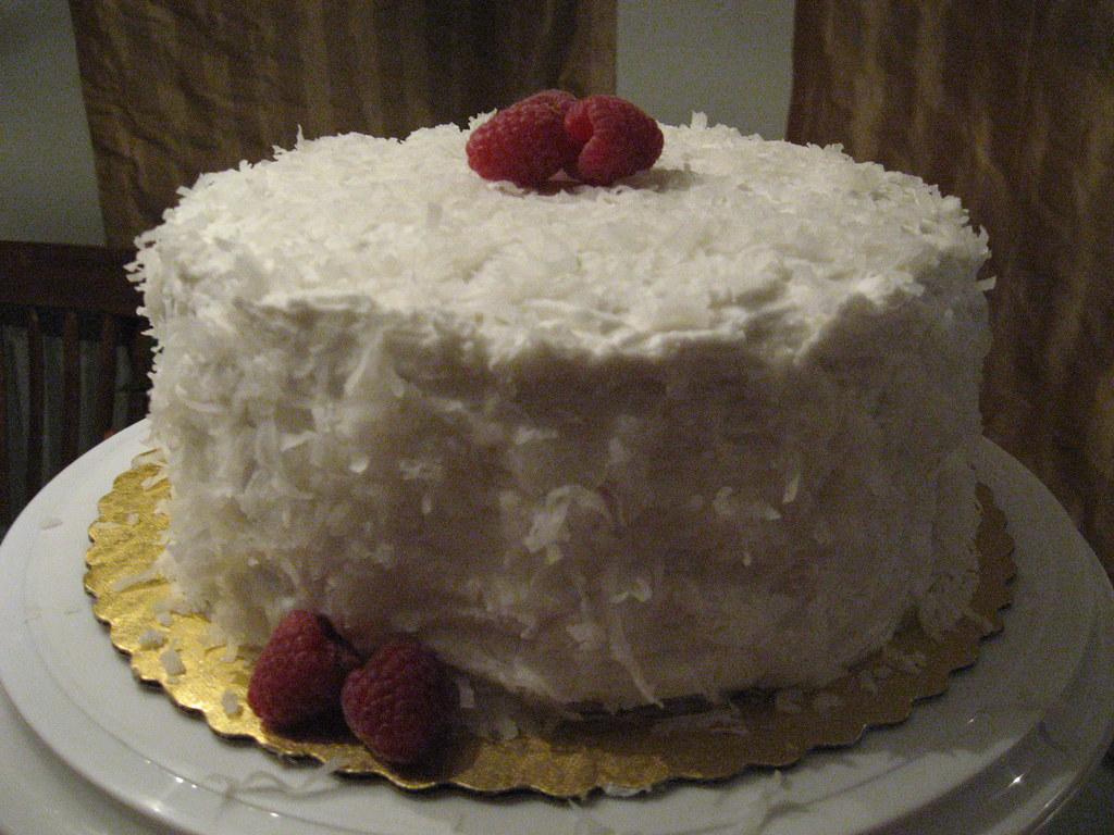 Wedding Cake Trial