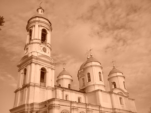St. Vladimir Cathedral by sftrajan