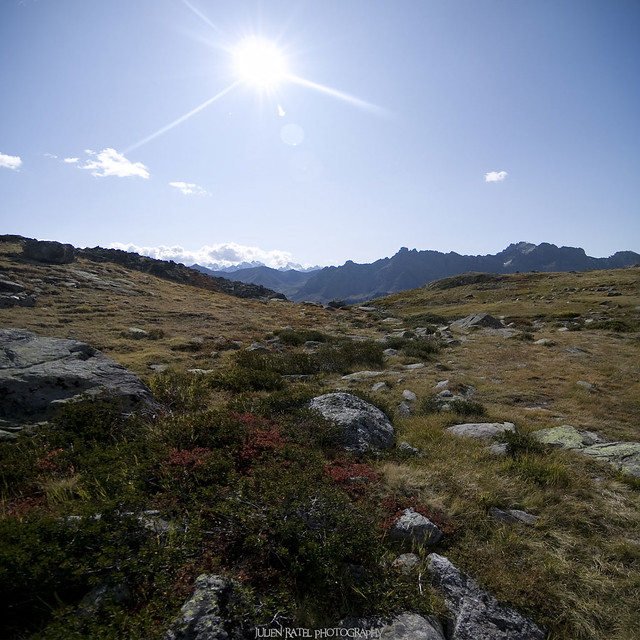 My square mountain world #07