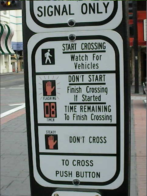 Cross the Street in Reno