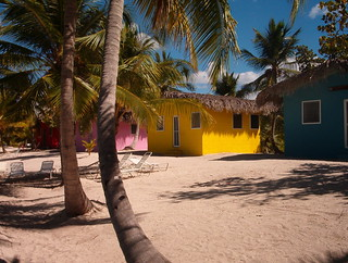 Cottages in the Dominican