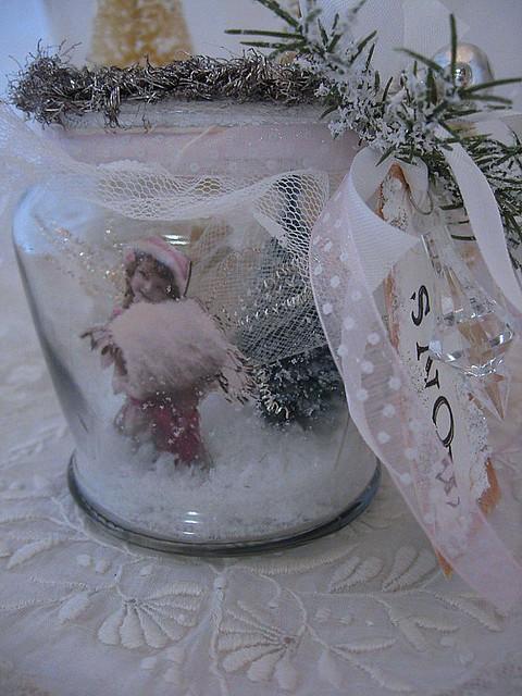 Christmas fairy faerie