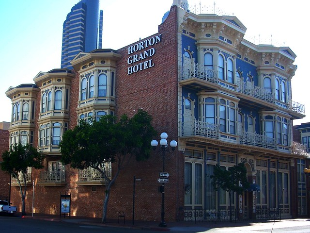 Horton grand hotel san diego ca flickr photo sharing for Hotels 92109