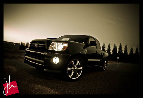 PHOTOS TOYOTA TACOMA