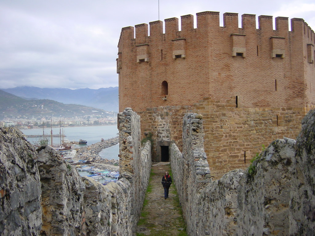 50 Spectacular Photos of Alanya Castle In Turkey : Places ...