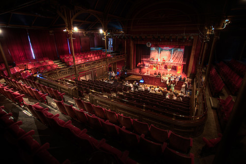 The Town Hall Theatre Hartlepool