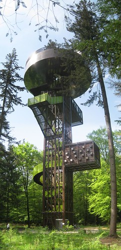 SeARCH, Forest Tower (Bostoren), Putten, NL, 2009