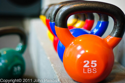 Day 52/June 7 - Kettlebells