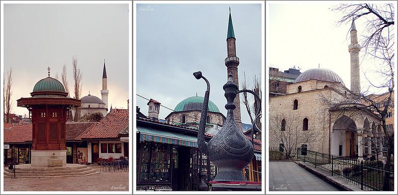 Lugares de Sarajevo