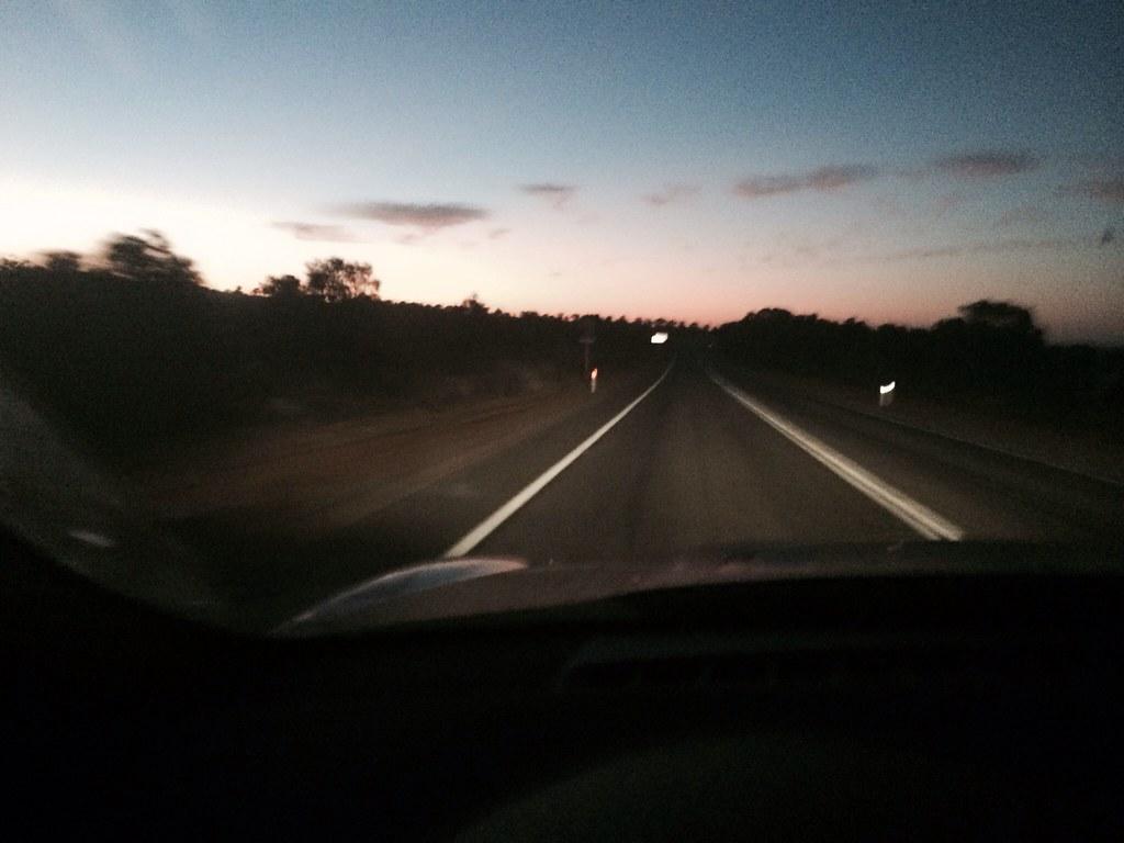 And a new day dawn…near perth