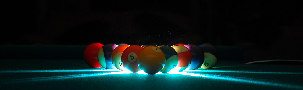 Billiards Supernova 3