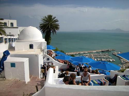 Bar em Sidi Bousaid - zoom