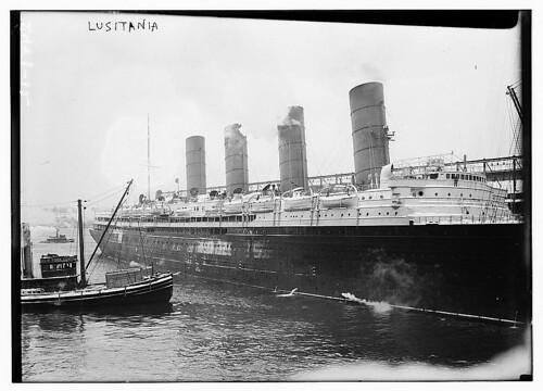 Lusitania photo